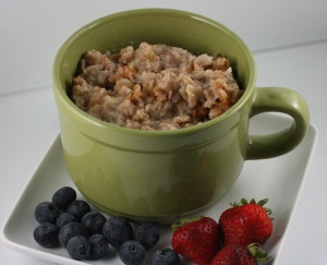 basic slow cooker overnight oatmeal